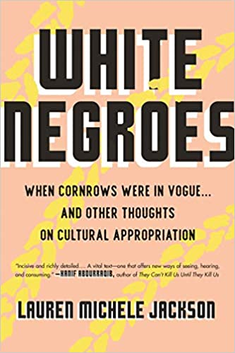 cover image, White Negroes