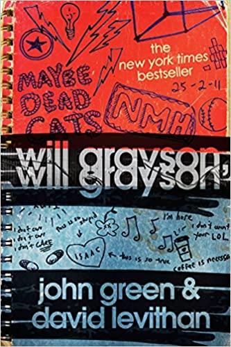 cover image, Will Grayson, Will Grayson