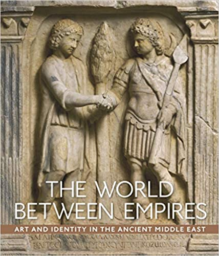 cover image, The World Between Empires