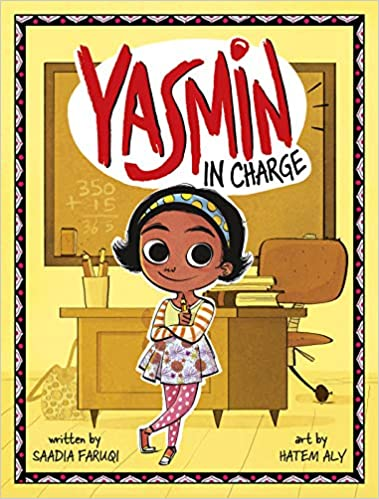 cover image Yasmin in Charge!