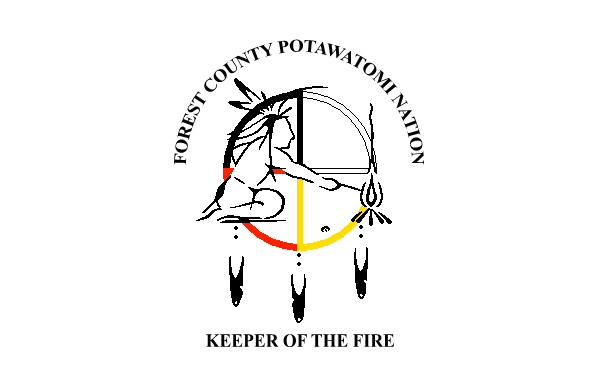Forest County Potawatomi Flag