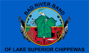 Bad River Band Flag