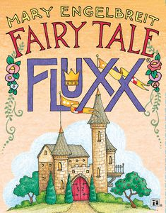 Fairy Tale Fluxx Game Image
