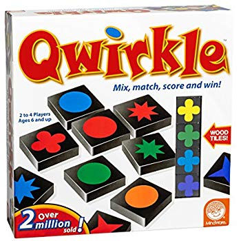 Qwirkle game box image