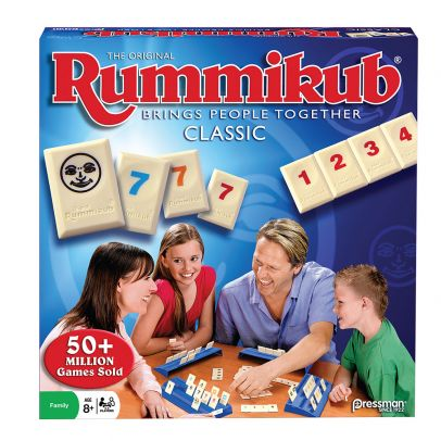 Rummikub game box image