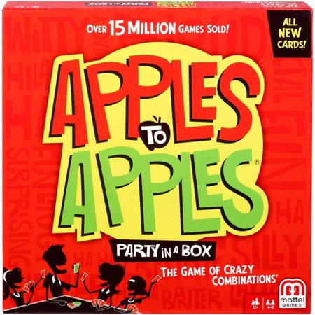 Apples to Apples Game Cover