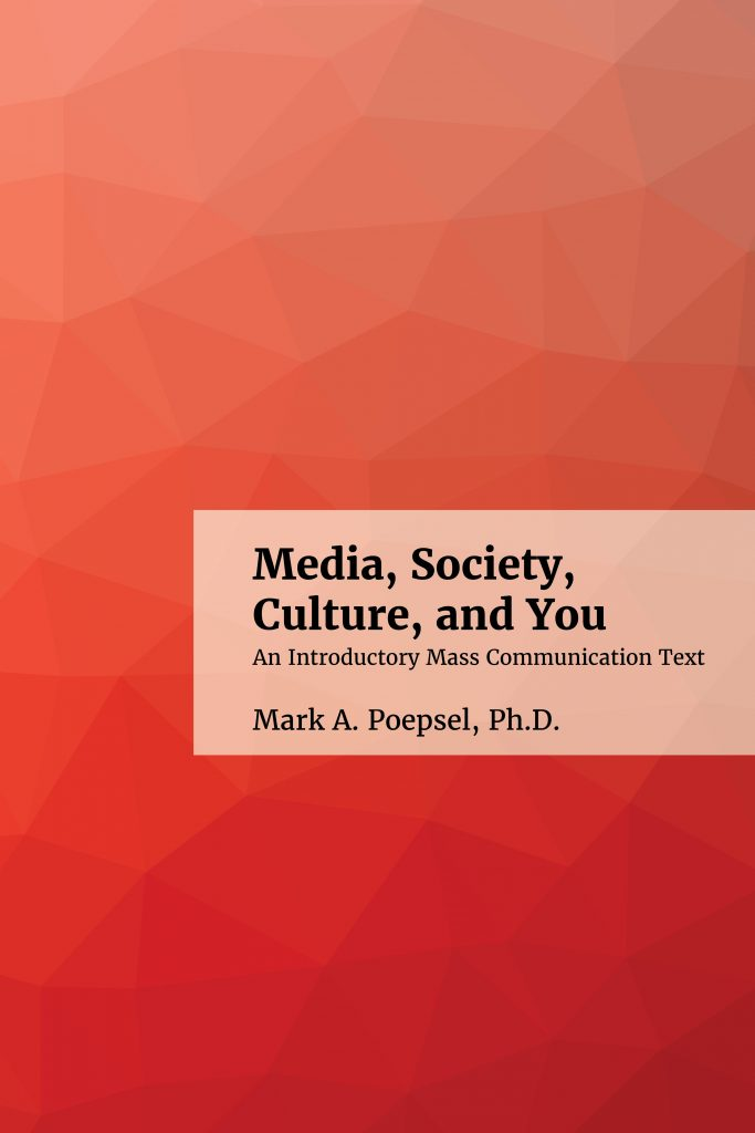 Media, Society, Culture and You