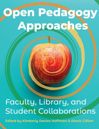 Open Pedagogy Approaches book cover