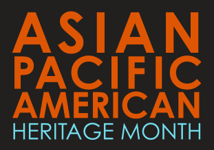 Asian Pacific American Heritage Month Logo