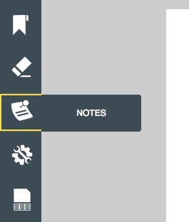 Notes Icon Browser