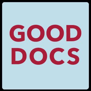 Good Docs logo