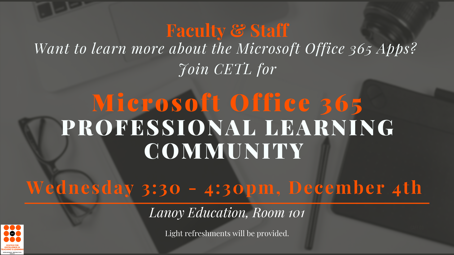 Microsoft Office 365 Professional Learning Community