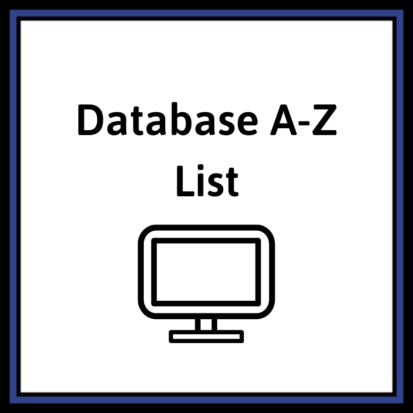 Database A-Z List