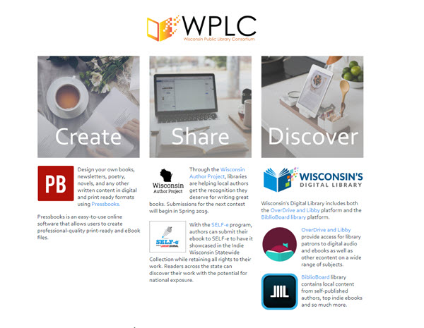 WPLC Resources