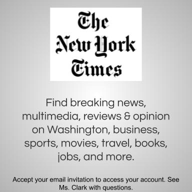 The New york times. Find breaking news, multimedia, reviews and opinion on Washington, business, sports, movies, travel, books, jobs, and more.