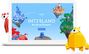 Be Internet Awesome with Google an Interland Journey Game