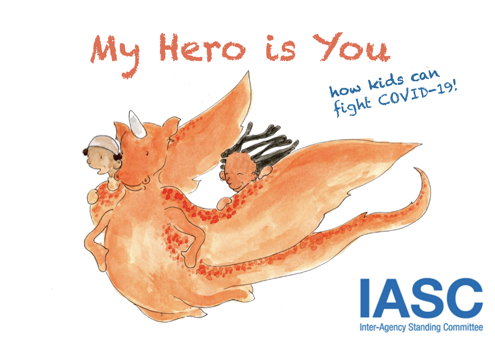 My Hero is You, How Kids Can Fight COVID-19