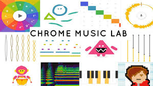 link to chrome music lab