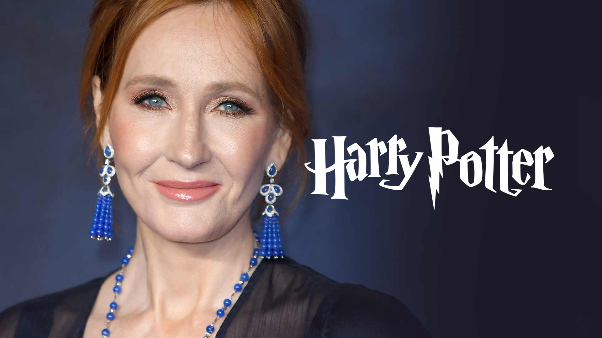 JK Rowling link to her website