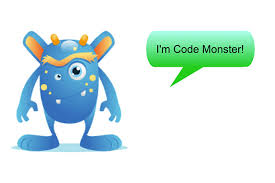 link to code monster website