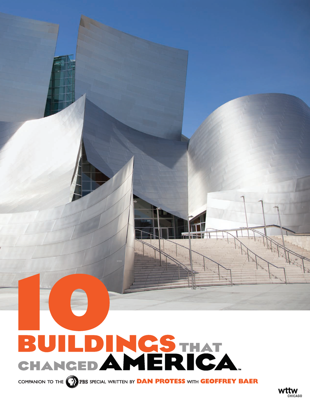 Cover for 10 Buildings That Changed America