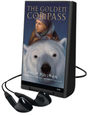 The Golden Compass playaway cover