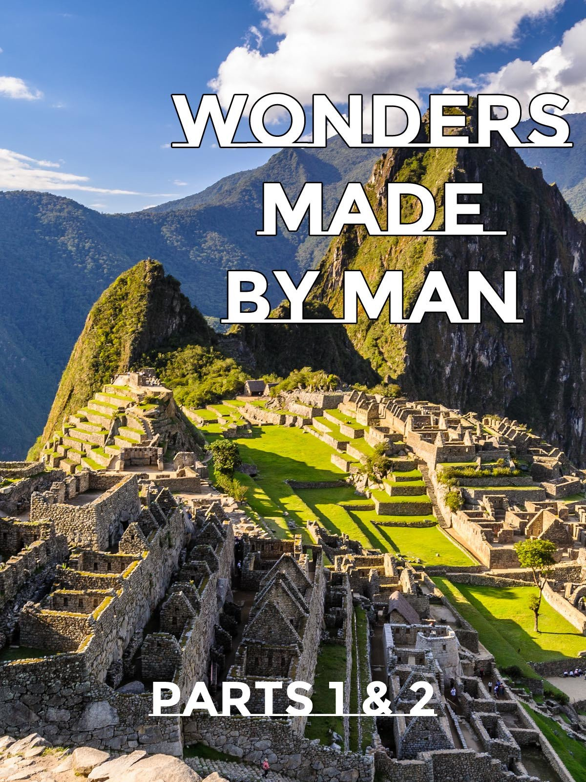 Cover for wonders made by man