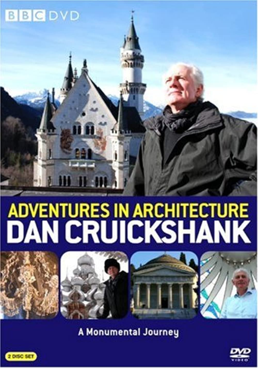 Cover for Adventures in Architecture