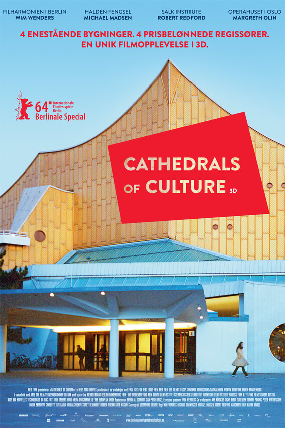 Cover for Cathedrals of Culture