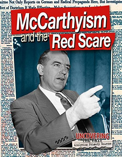 McCarthyism and the Red Scare book cover