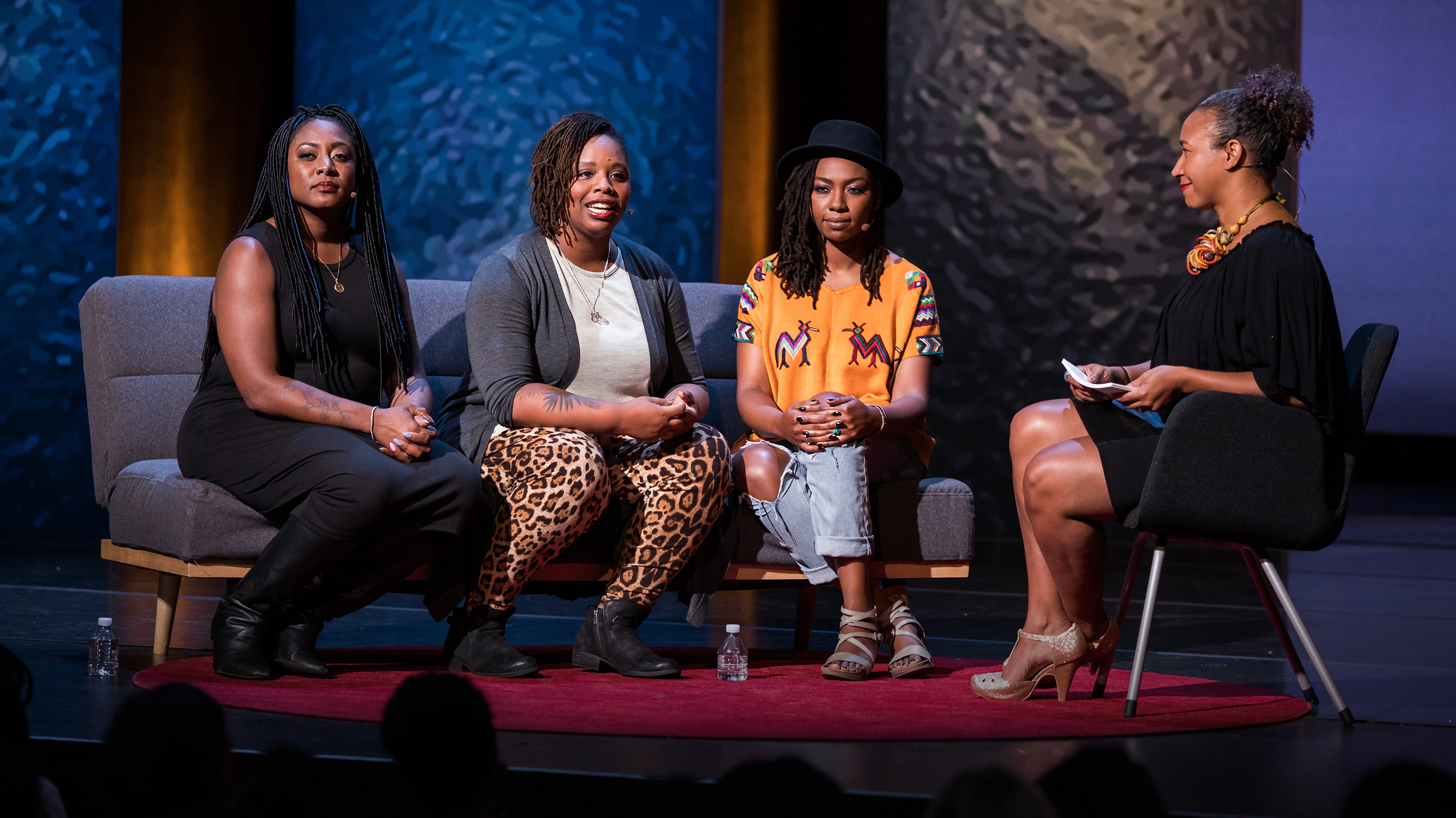 Alicia Garza, Patrisse Cullors, and Opal Tometi: An Interview with the Founders of Black Lives Matter