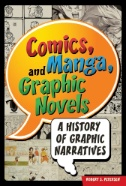 Comics, Manga, and Graphic Novels cover image