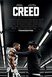 Creed film cover art