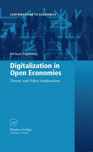 Digitalization in Open Economies