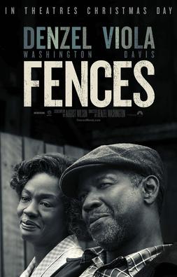 Fences film cover art