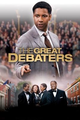 The Great Debaters film cover art