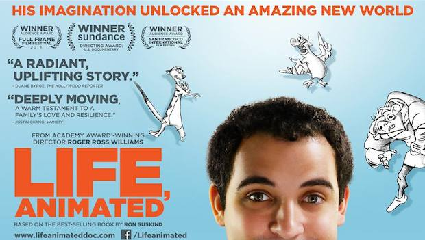 Life Animated film cover art