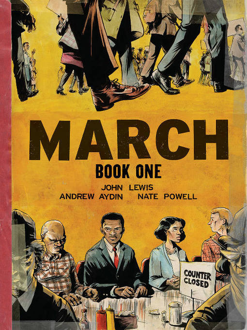 March: Book One cover image