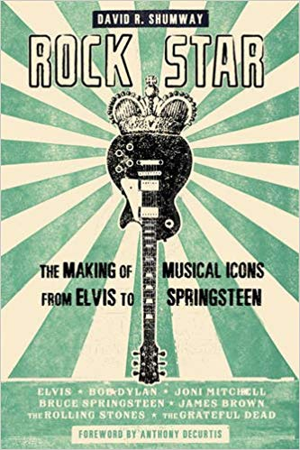 Rock Star : The Making of Musical Icons From Elvis to Springsteen