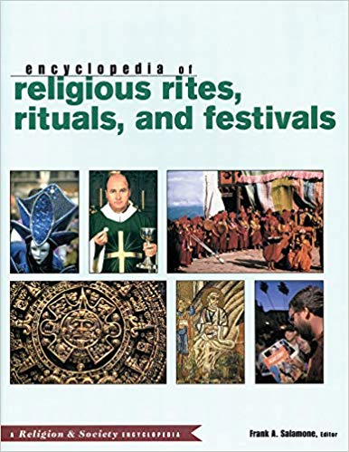 Routledge Encyclopedia of Religious Rites, Rituals and Festivals