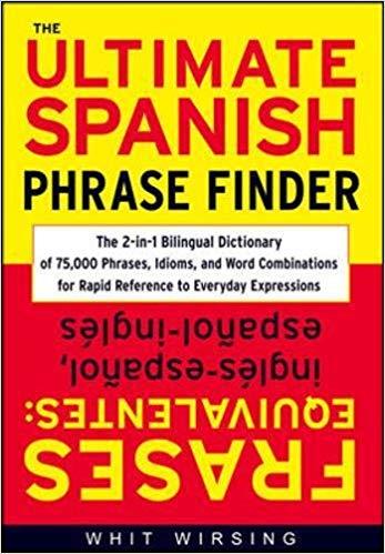 Spanish Phrase Finder