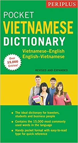 Periplus Pocket Vietnamese Dictionary : Vietnamese-English English-Vietnamese