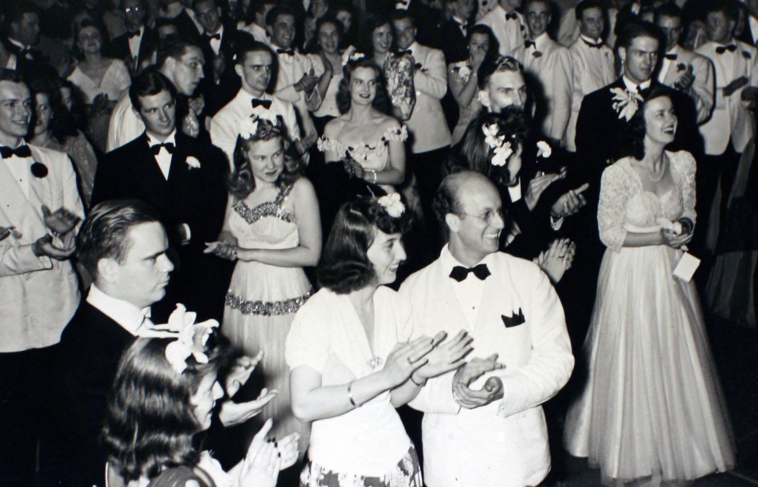 Junior Prom, 1941