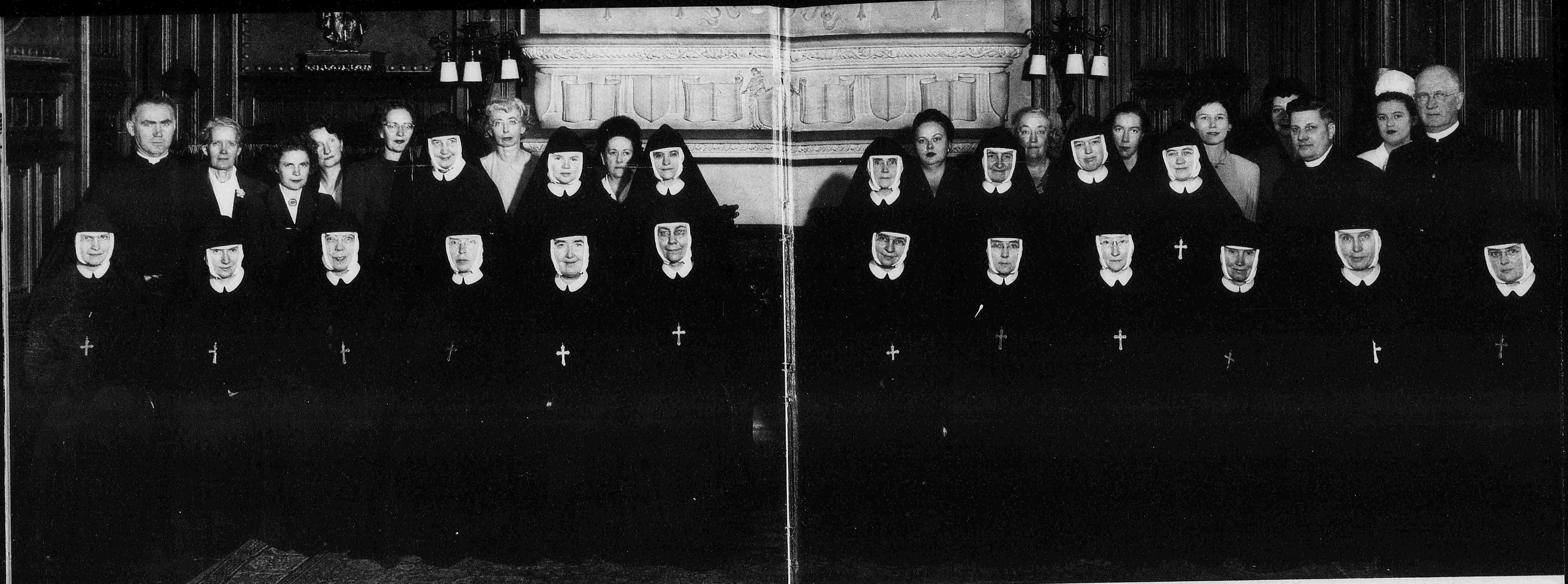 Faculty, 1948