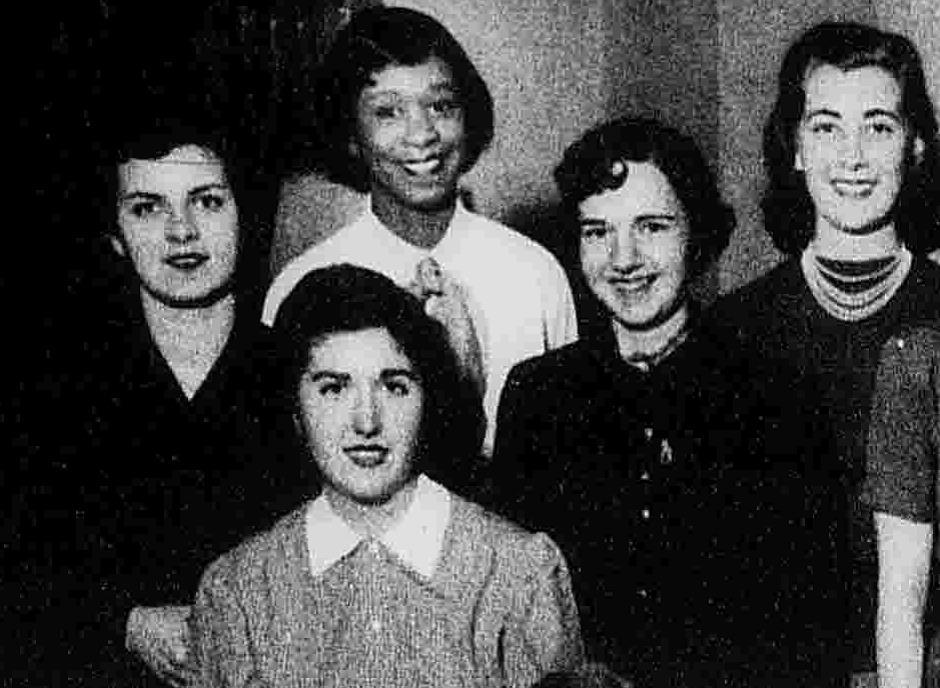Science Club Members, 1951