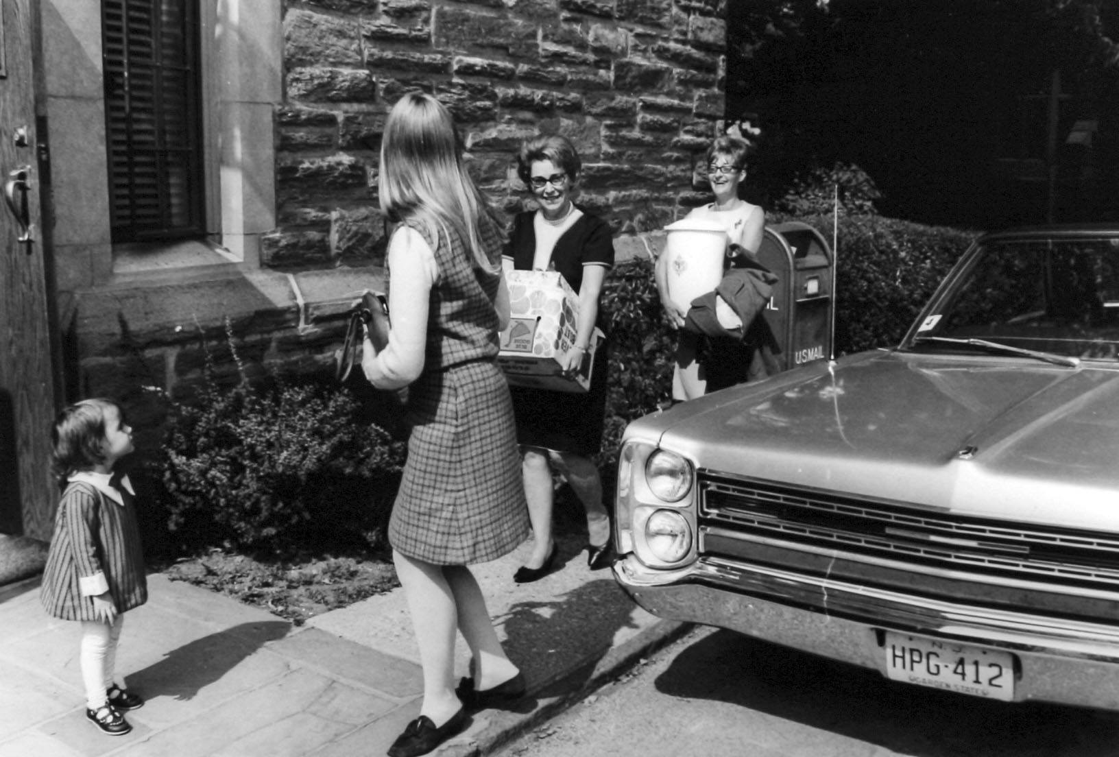 Move-in Day, 1969