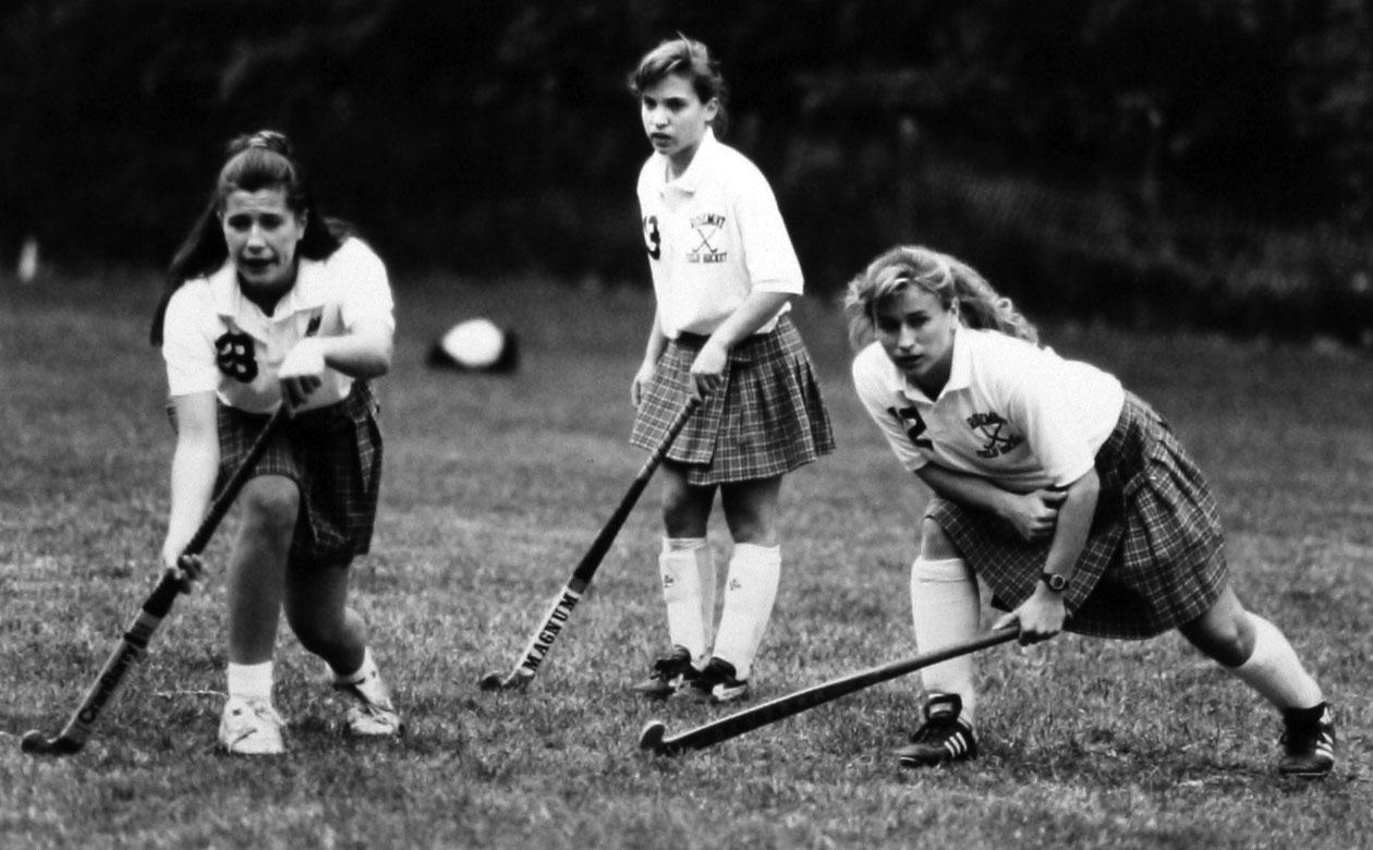 Field Hockey Game, 1994-95