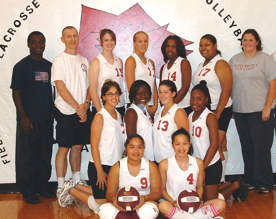 Volleyball Team, 2006