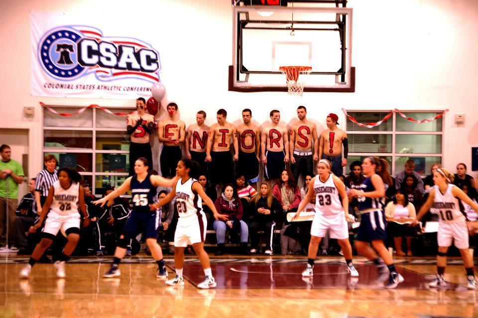 Women's Basketball - last game 2012