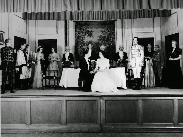 Jest & Gesture Play, 1930s